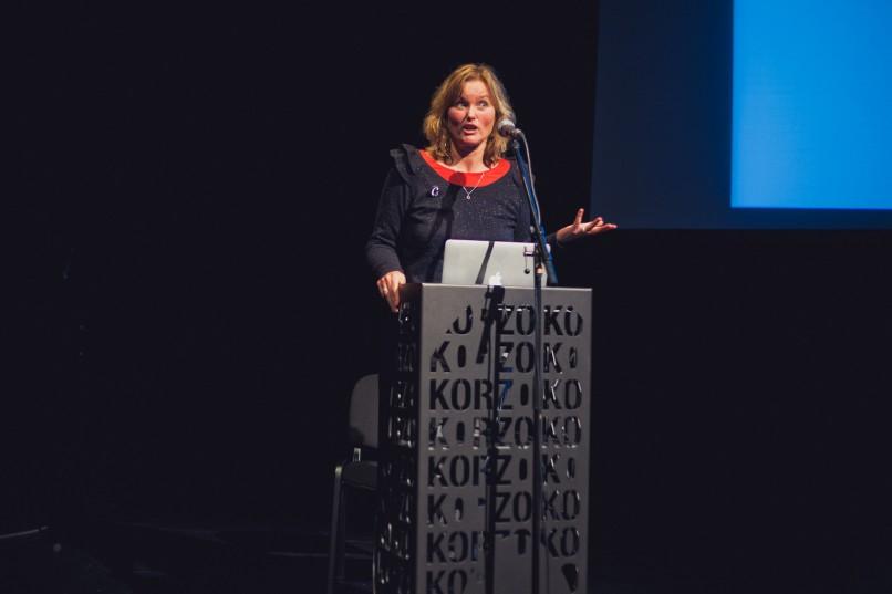 Speaker: Elisa Mutsaers Of Filmatelier Den Haag