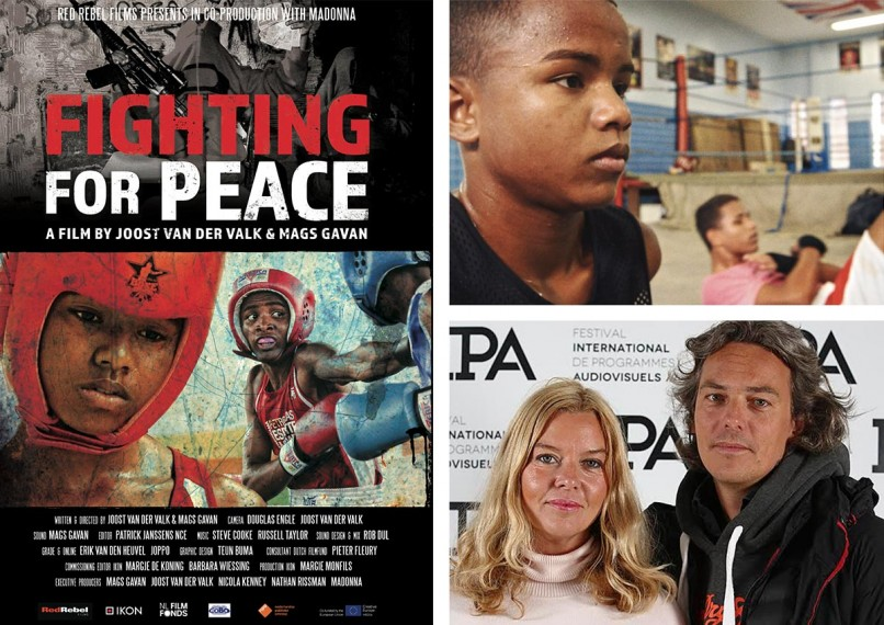 Cinetoko #34 Joost Van Der Valk & Mags: Gavan Fighting For Peace