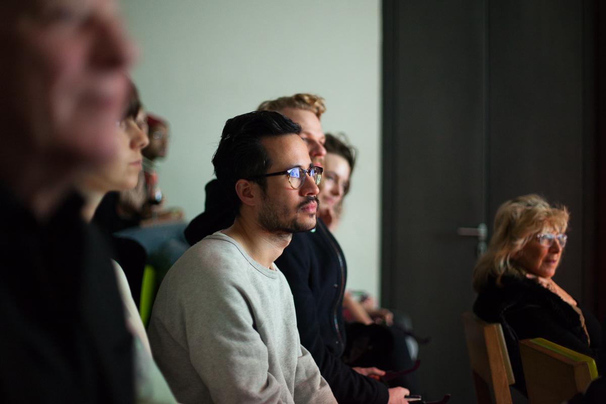 Cinetoko #36 7 December 2016 Rogier Wieland / Jeroen Krielaars / Simon Scheiber