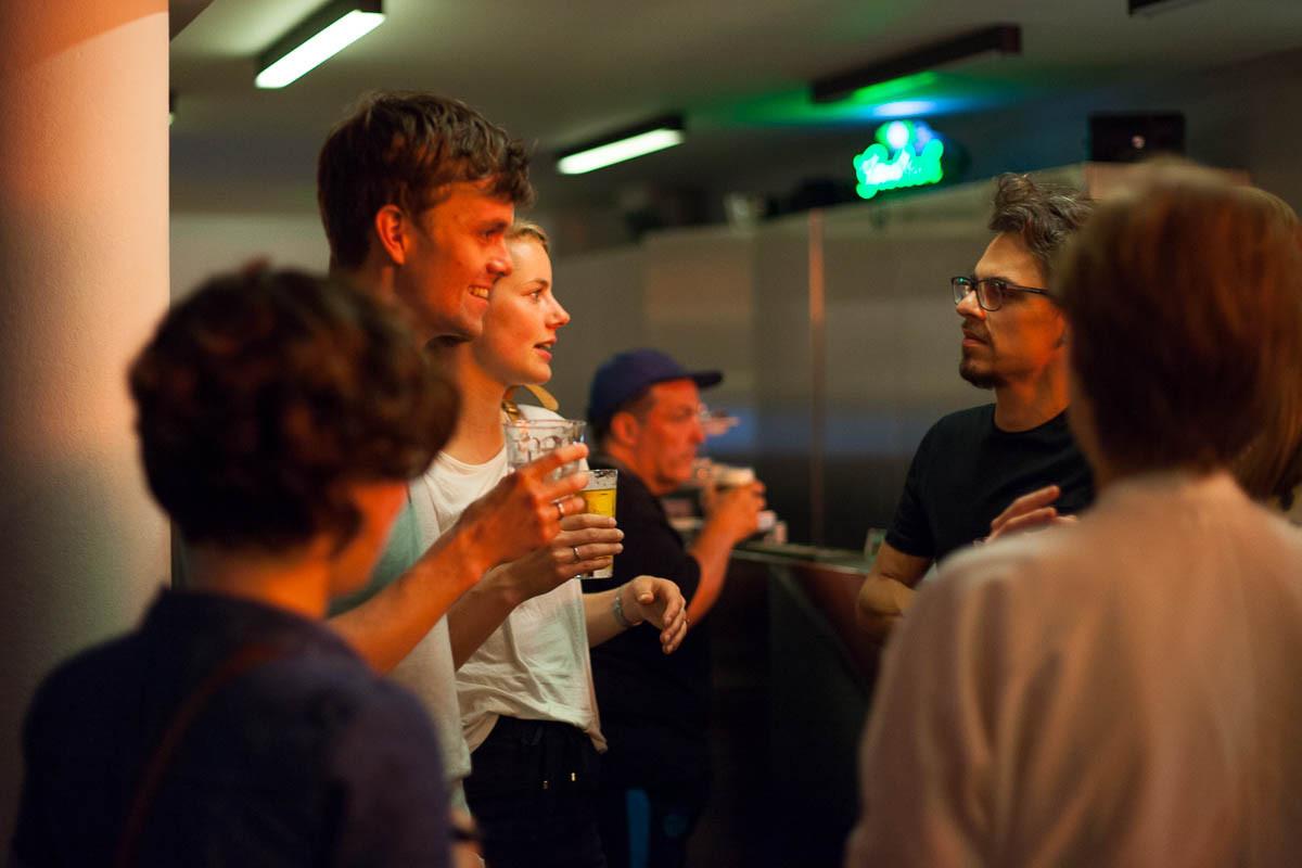 Cinetoko #37 2 Juni 2017 Mascha Halberstad / Ine & Sanne / Teyosh
