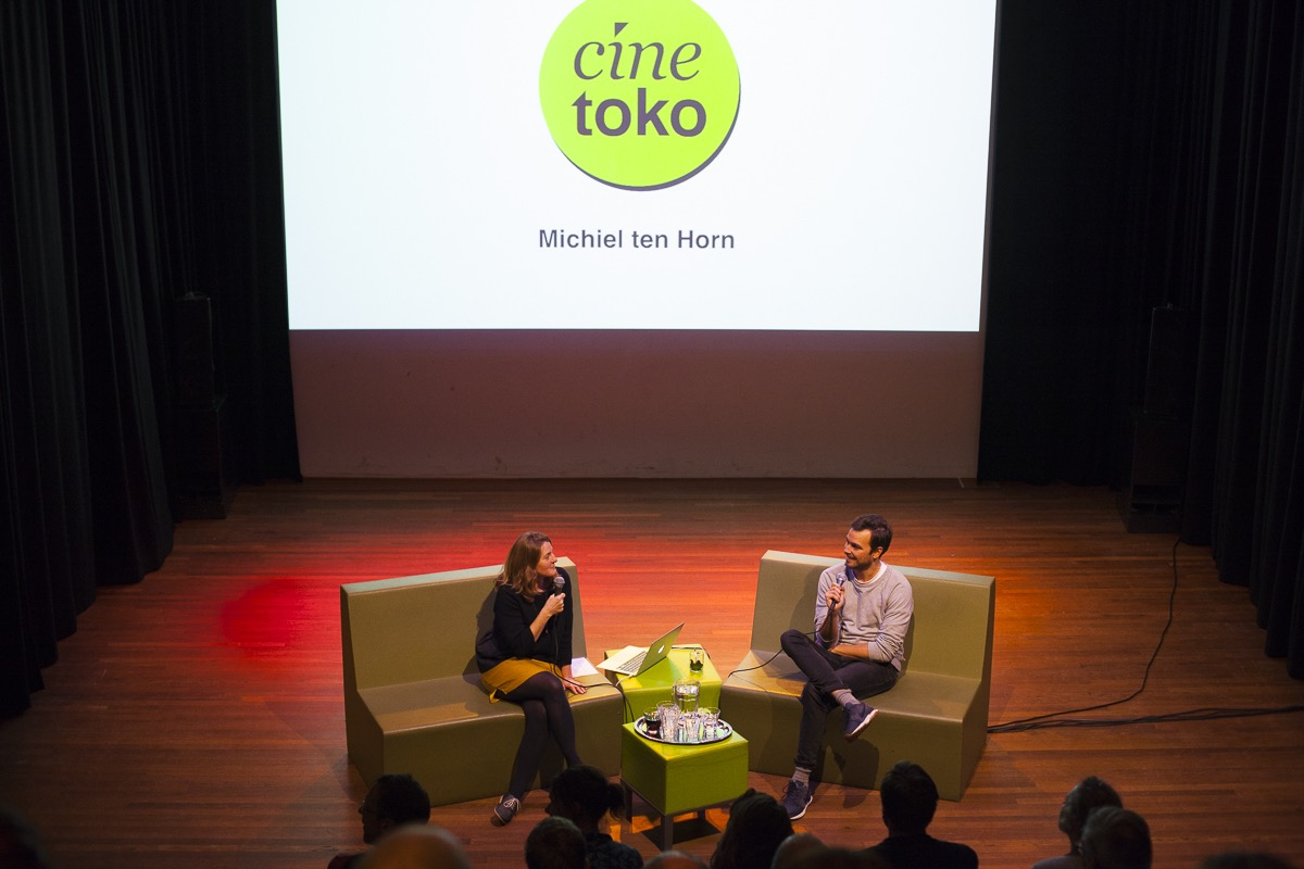 Cinetoko #38 27 November 2017 Michiel Ten Horn / Bram Schouw / Ben Brand